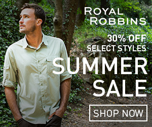 Royal Robbins Coupon Codes