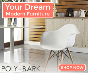 Modern Furniture from Poly+Bark
