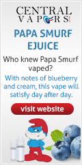 Papa Smurf E Juice Flavor