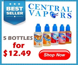 Central Vapors Coupon Codes and Discounts