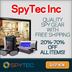 Spy Tec Equipment Shop