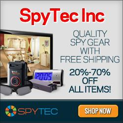 Spy Tec Equipment Shop
