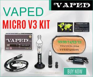 Vaped Micro v3 Kit