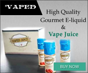 High Quality Gourmet E-liquid & Vape Juice