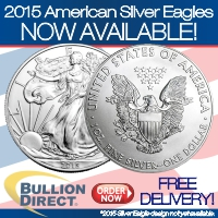 2015 Silver Eagles!