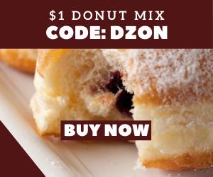 Donut Mix Coupon