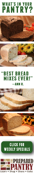 The best bread mixes on the planet!