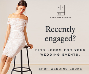 Rent the Runway Wedding Gown Rental