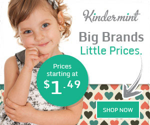 Kindermint: Big Brands Little Prices