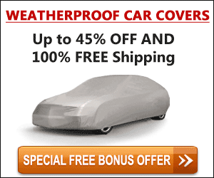 weatherproof car covers