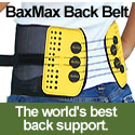 The world's best back support.