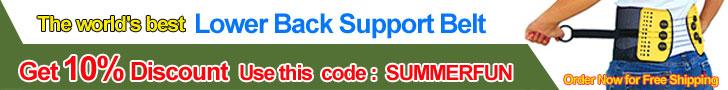 Get 10% discount by using SUMMERFUN code.
