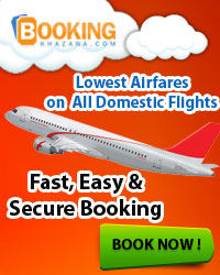 Air tickets uo to RS 2000/ Discounts
