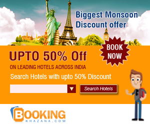 Hotel bookings