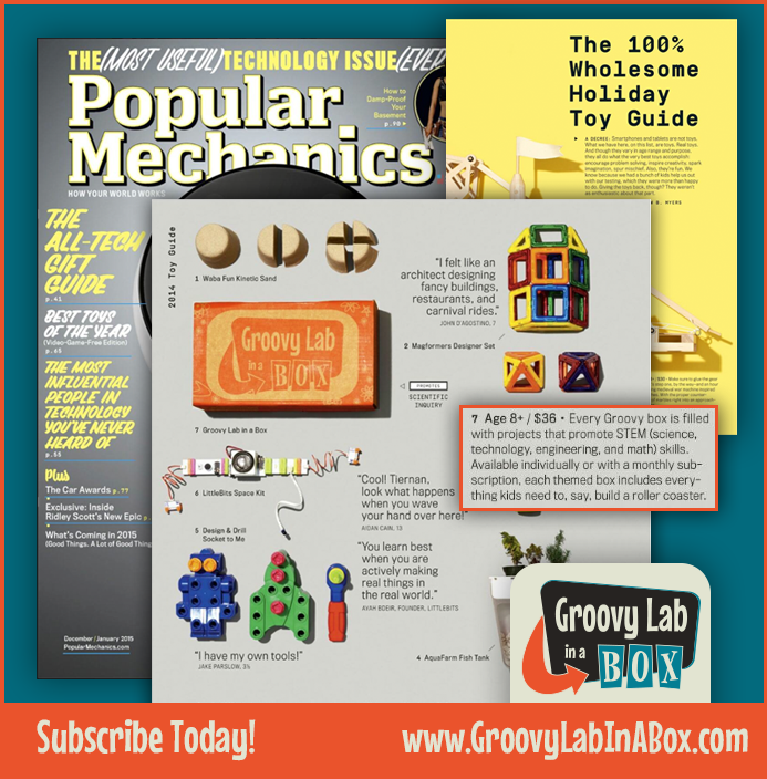 Popular Mechanics Holiday Gift Guide 2014