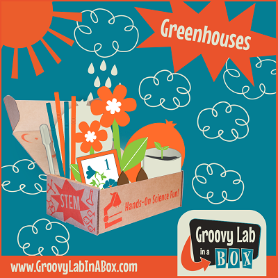Greenhouses from Groovy Lab in a Box