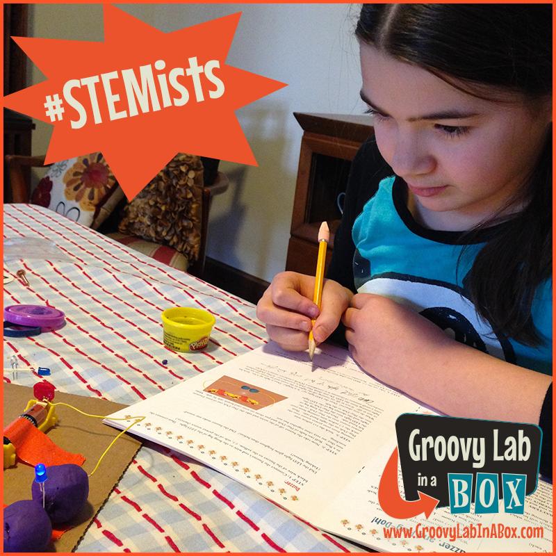 STEMist using Lab Notebook