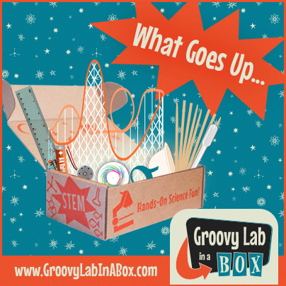 Groovy Lab In a Box August Spoiler