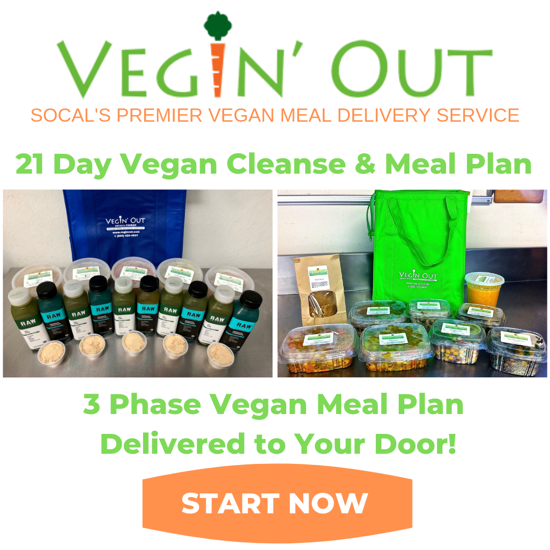 21 Day Vegan Meal & Cleanse