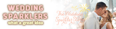 Wedding Sparklers - Wedding Sparkler Store