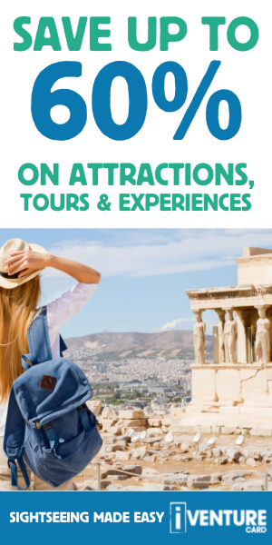 iVenture Card Attraction Passes