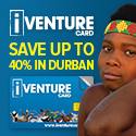 See more and save with iVenture Card's Durban Attractions Pass