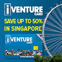 See more & save with iVenture Card Singapore Attractions Pass