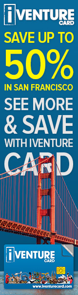 Save up to 50% in San Francisco