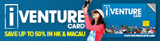 See more and save with iVenture Cards Hong Kong and Macau Attractions Pass