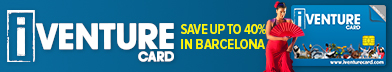 Save up to 40% on Barcelona's top attractions