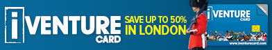 See more and save with iVenture Card's London Attractions Pass