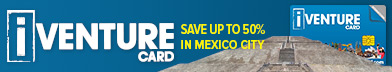 Save up to 50% on Mexico City's top attractions