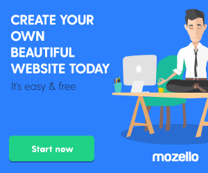 Create Your Website or Online Store Today with Mozello. Try now! It's Easy, Fast & Free