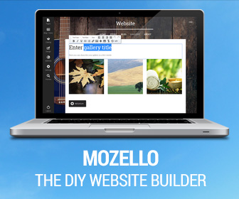 Mozello - The DIY Website Builder