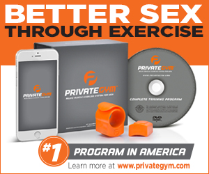 Better Sex Through Exercise - Learn More at PrivateGym.com