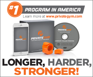 Longer, Harder, Stronger - Learn More at PrivateGym.com