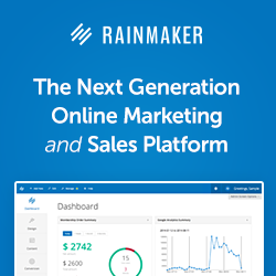 Rainmaker Platform: Build a Powerful Website via Mobile Atom Media in Winter Park, FL 32789