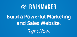 Rainmaker Platform: Build a Powerful Website
