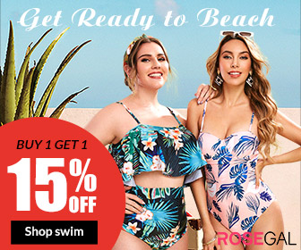 Buy 1 Get 1 15% OFF Ready For the Beach!