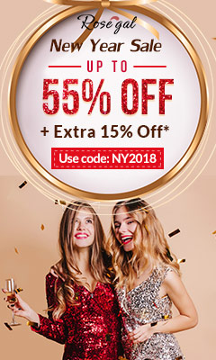 New Year Sale: Up to 55% OFF+Extra 15% OFF