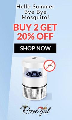 Mosquito Killer: Buy 2 Get 20% OFF
