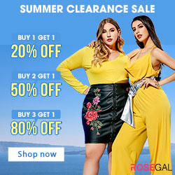 Summer Clearance Sale-Buy 1 Get 20% Off, Buy 2 Get 50% Off?Buy 3 Get 80% Off