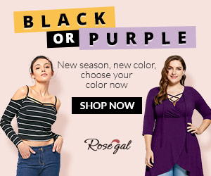 Black or Purple: New Season New Color