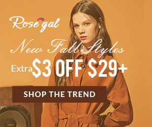 Hot New Arrivals: Extra $3 OFF $29 and Free Shipping