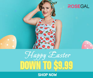 Easter Sale—Down To $9.99