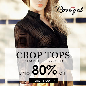 Summer big sale! Up to 80% OFF for crop tops! Free shipping sitewide!