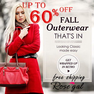 UP to 60% OFF + Free Shipping for Essential Retro Women's Outwear!