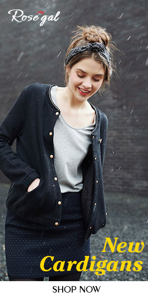 New cardigans for you! Up to 70% off for your big saving! Shop now!