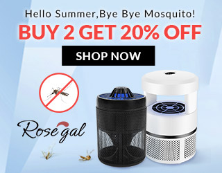 Mosquito Killer: Buy 2 Get 20% OFF