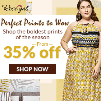 Prints Collection: From 35% OFF, Perfect Prints to Wow